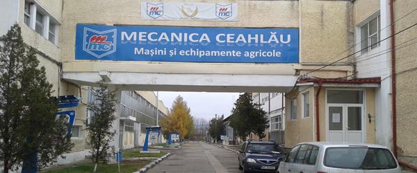 Curatenie generala Mecanica Ceahlau